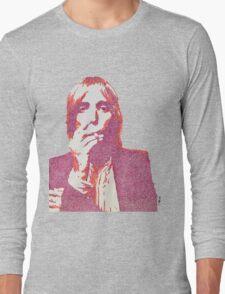 Tom Petty Long Sleeve T-Shirt