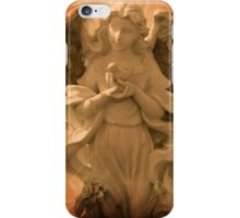 Let There Be Peace On Earth (listen to song) iPhone Case/Skin