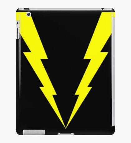 Lightning V iPad Case/Skin