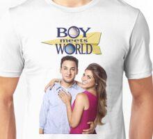 Cory and Topanga - Boy meets world couple goals Unisex T-Shirt