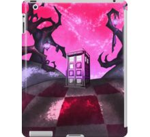 tardis  sweet iPad Case/Skin