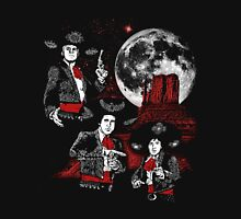 Three Amigos Moon Unisex T-Shirt