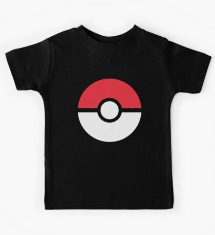 Pokéball simple Kids Tee