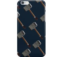 Thor's hammer iPhone Case/Skin