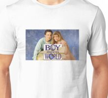 Cory and Topanga Couple Goals Boy Meets World Unisex T-Shirt