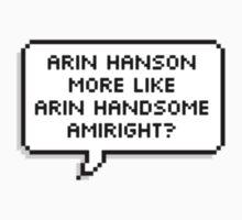 Arin Handsome One Piece - Short Sleeve