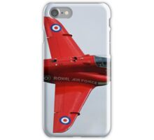 Red Arrows T1 Hawk iPhone Case/Skin