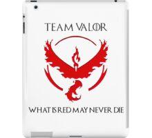 Team Valor Design - Pokemon GO iPad Case/Skin