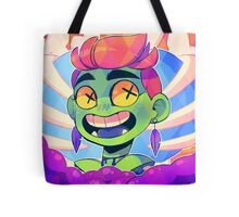 Candy Colored Zombie Tote Bag