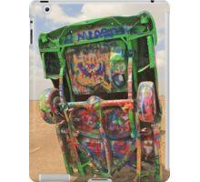 Graffiti Cadillac iPad Case/Skin