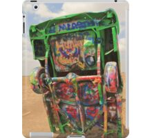 Graffiti Cadillac iPad Case/Skin