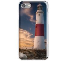 Portland Bill Lighthouse iPhone Case/Skin
