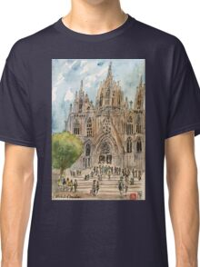 Barcelona Cathedral Classic T-Shirt