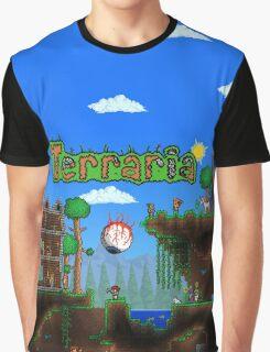 Terraria Graphic T-Shirt