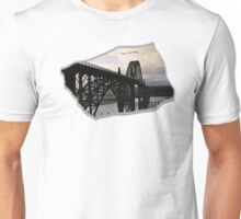 Newport Oregon - Steel and Wonder Unisex T-Shirt