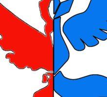 House Divided Valor vs. Mystic Sticker