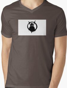 V for Vendetta - We Are Anonymous Mens V-Neck T-Shirt