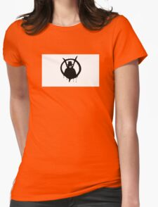 V for Vendetta - We Are Anonymous Womens Fitted T-Shirt