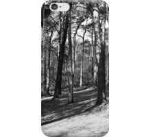 Shadows Amongst the Trees iPhone Case/Skin