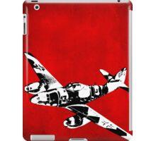 Messerschmitt Me 262 Jet Fighter from WW2 iPad Case/Skin