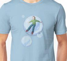 Flying Owen Bubble Unisex T-Shirt
