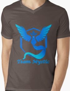 Mystic Mens V-Neck T-Shirt