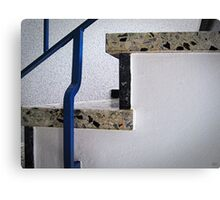 graphical stair Canvas Print