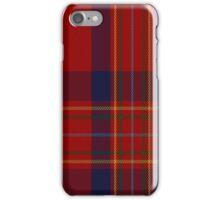 02375 De Nardi of Winnipeg #2 Tartan  iPhone Case/Skin