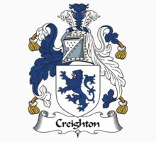 Creighton Coat of Arms / Creighton Family Crest by ScotlandForever