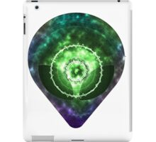 Face Of The Alien's Planet iPad Case/Skin