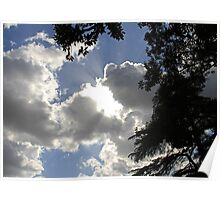 SoCal Sky Scape Poster