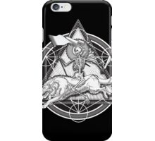 Wolf Rider iPhone Case/Skin