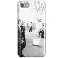 alright, I see, it's working iPhone Case/Skin