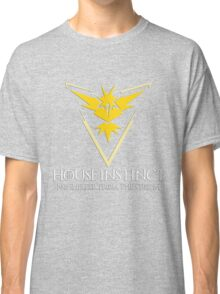 House Instinct v2 (GOT + Pokemon GO) Classic T-Shirt