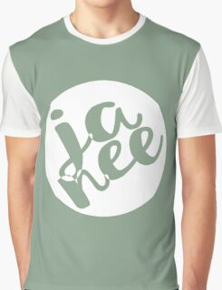 JA NEE - Yes/No Graphic T-Shirt