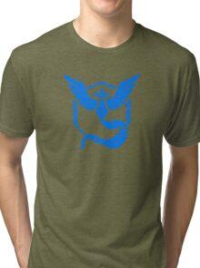Pokemon Go faction: Mystic Tri-blend T-Shirt