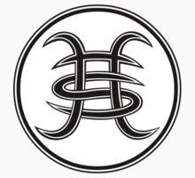 Heroes Del Silencio Logo Blanco by rub0822