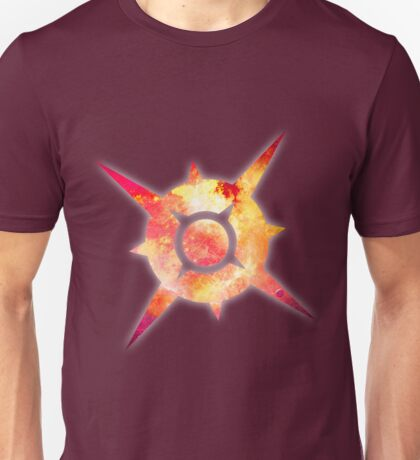 Pokémon Sun Logo Space Unisex T-Shirt