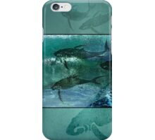 Playful Porpoise iPhone Case/Skin