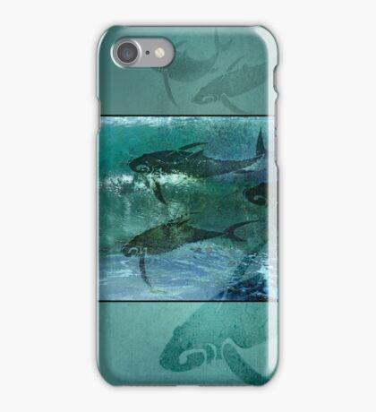 Playful Porpoise iPhone Case/Skin