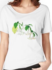 Angel's Trumpet Women's Relaxed Fit T-Shirt
