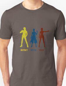 pokemon go team leaders Unisex T-Shirt