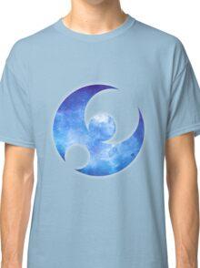 Pokémon Moon Logo Space Classic T-Shirt