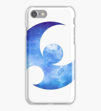 Pokémon Moon Logo Space iPhone Case/Skin