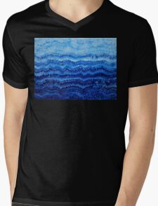 Sea & Sky original painting Mens V-Neck T-Shirt