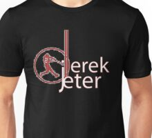 The Legend Of Derek Jeter Unisex T-Shirt