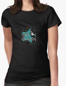 little rockstar Womens Fitted T-Shirt