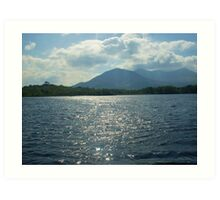 Irish Waters Art Print