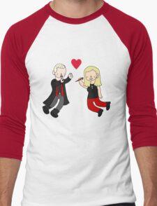 Spuffy Love Men's Baseball ¾ T-Shirt