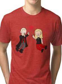 Spuffy Love Tri-blend T-Shirt